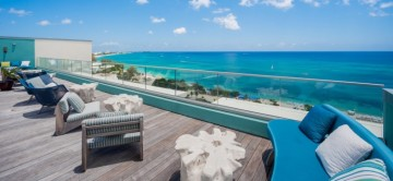 The Penthouse at the Seafire Residences | Villa Rentals