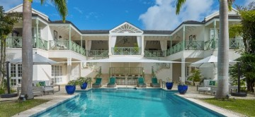 Beautiful Cool Wind Villa in Barbados
