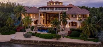 Castillo Caribe Villa | Luxury 8-Bedroom Villa | Cayman Vill