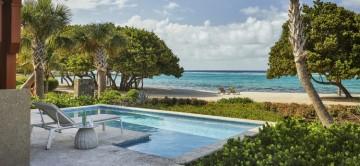 Cheemaun Beach Villa - Oil Nut Bay - 3 Bedrooms