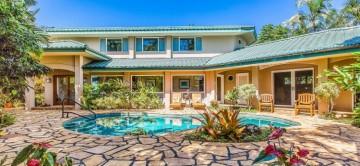 Luxury Hawaii Villas Hawaiian Beach
