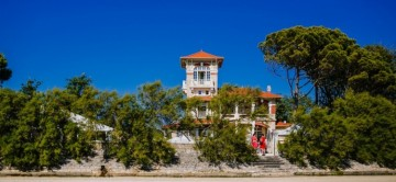 La Tosca Villa situated steps from the beach in Bordeaux, Fr