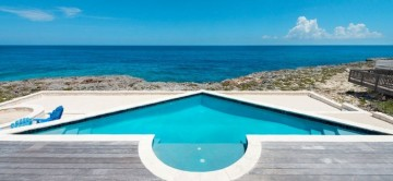 Paradise Found | 4-Bedroom Oceanfront Villa | The Abaco Club
