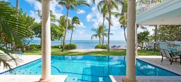 Tatenda Luxury Villa Cayman Islands - Swimming Pool