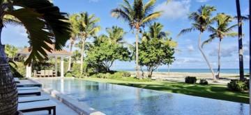 Arrecife 17, Punta Cana, sea and golf views