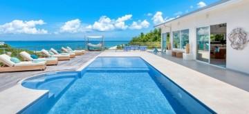 Azur Dream Villa St Martin