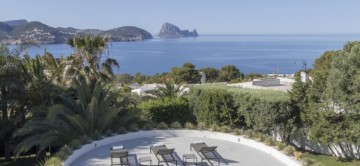 Es Vedra Style and the views from the private terrace