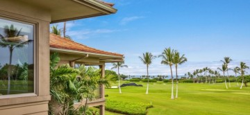 Fairways 110D - the beautiful golf course views from this to