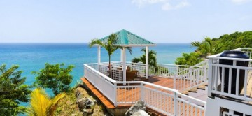 Three Palms Beach Villa St Lucia