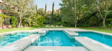 Communal Pool at Villa F Venice