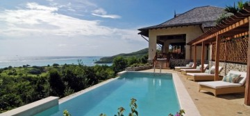 Villas in the Grenadines