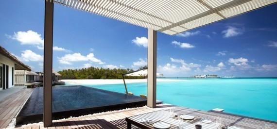 Garden Water Villas - Cheval Blanc 2 Bedrooms
