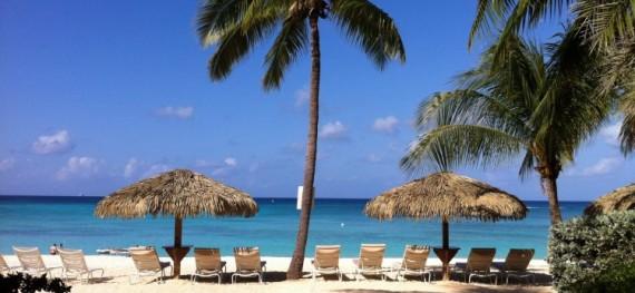 Caribbean Club Villas - Beachfront - 3 bedrooms