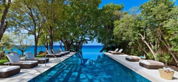 Crystal Springs - Luxury Beachfront Villa