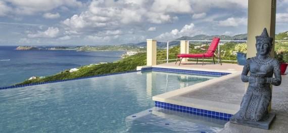 Green Cay Villa - 3 Bedrooms - Ocean Views