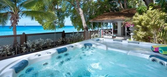 La Lune - Beach Front Villa - Two Bedrooms