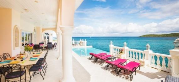 Miramar Villa - Ocean Views -  5 Bedrooms