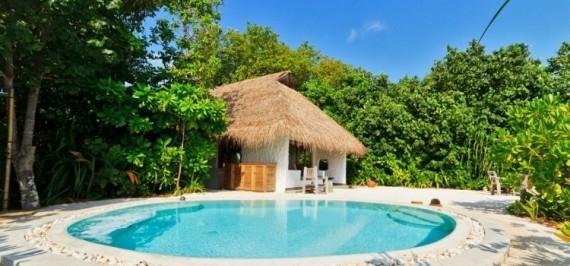 One Bedroom Villa Suite with Pool - Soneva Fushi