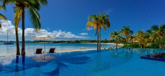 Sea Star Villa - Beach Front - 3 Bedrooms