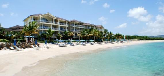 Two bedroom Marina View Villa - Landings Resort - St Lucia