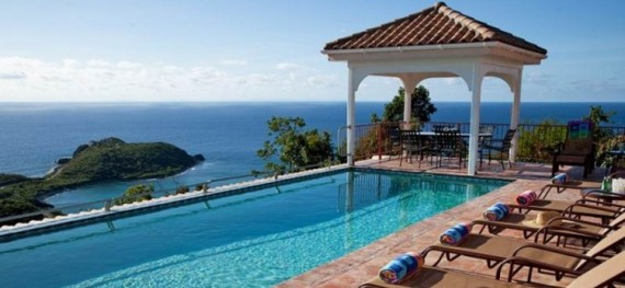 Villa Panache - 6 Bedrooms - Sea Views