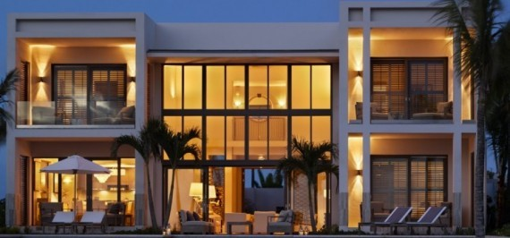 Beachfront Villas at the Four Seasons - 5 Bedrooms