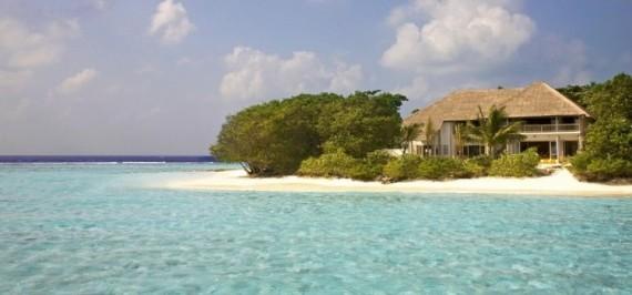 Villa One - Beach Front - Soneva Fushi