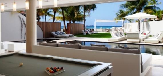 Villa Rockstar - 6 Bedroom - Beach front