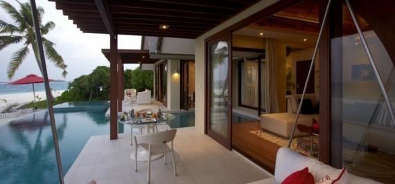 Beach Pavilion Villa - Maldives - 2 Bedrooms