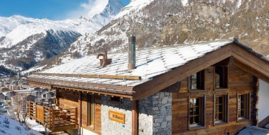 Chalet Maurice - 6 Bedrooms