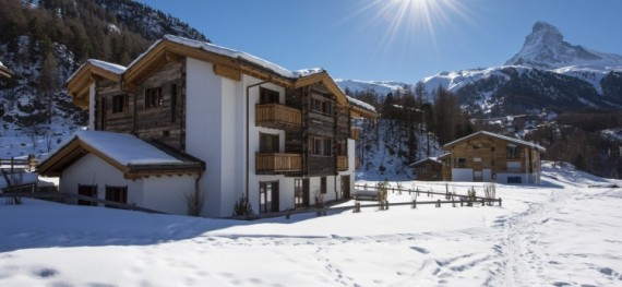 Elena - Luxury Ski Chalet - 4 bedrooms