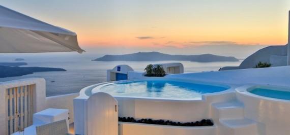 Villa Iokasti - Honeymoon Villa - 1 Bedroom