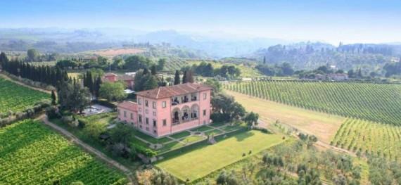 Machiavelli Villa - Chianti - 11 Bedrooms