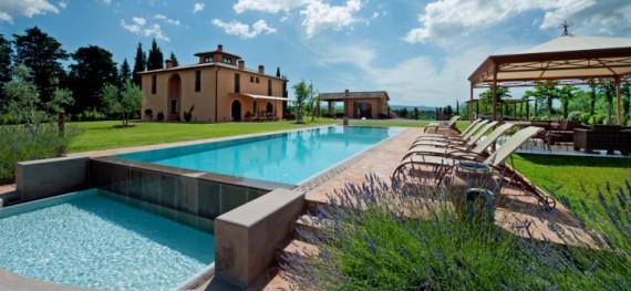 Villa Nova - 4 Bedroom - Close to Pisa